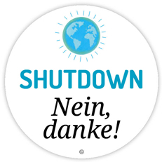 SHUTDOWN - No, thanks!